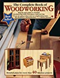 img - for The Complete Book of Woodworking book / textbook / text book