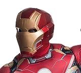 マーベルアベンジャーズアイアンマンマーク43マスク2pcコスチューム用小物36253