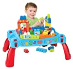 Mega Bloks 3-in-1 Play n Go Table