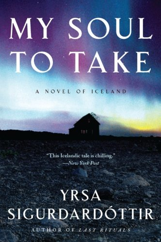My Soul To Take: A Novel Of Iceland front-464848