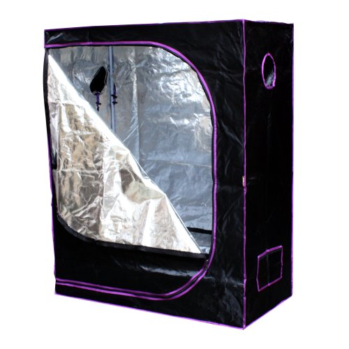 Apollo-Horticulture-48x24x60-Mylar-Hydroponic-Grow-Tent-for-Indoor-Plant-Growing