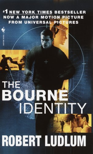 Cover of The Bourne Identity (Bourne Trilogy No.1)