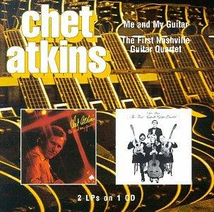Chet Atkins - Me And My Guitar / First Nashville Guitar Quartet - Zortam Music