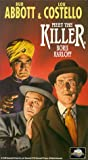 Abbott & Costello Meet the Killer [VHS]