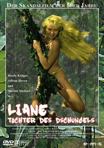Liane - Tochter des Dschungels
