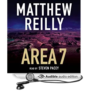 Scarecrow 02 Area 7 (REQUESTED) - Matthew Reilly