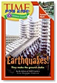 Time For Kids: Earthquakes! (Time for Kids Science Scoops (Paperback))