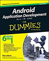 Android Application Development All-in-One For Dummies, 2nd Edition Front Cover