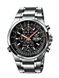 Casio Edifice Men's Chronograph Analogue Quartz Watch EFR-506D-1AVEF