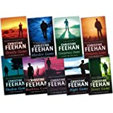 Christine Feehan GhostWalker 9 Books Collection Pack Set RRP: �62.91 (Conspiracy Game, Predatory Game , Deadly Game, Ruthless Game , Street Game , Murder Game : 07, Night Game , Mind Game , Shadow Game)by Christine Feehan