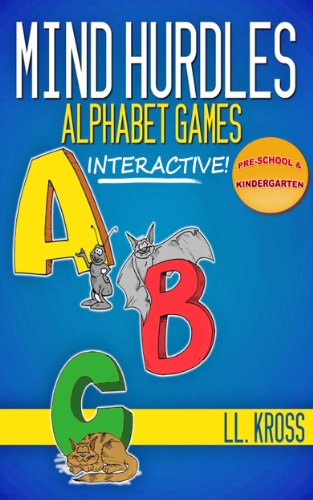Book: Mind Hurdles - Alphabet Games For Kids by LL Kross