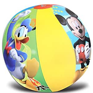 Gift Basket 4 Kids Mickey Mouse Beach Ball Ideal Party Favors For Birthday