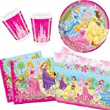 Disney Princess Summer Palace Party Tableware Pack