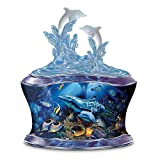 Dolphin Majesty Music Box by The Bradford Exchange ~ Ardleigh Elliott