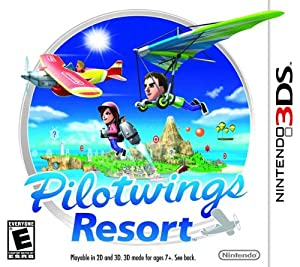 Pilotwings: Resort - Nintendo 3DS Standard Edition