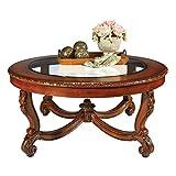 Design Toscano HA74242 Coffee Table, White