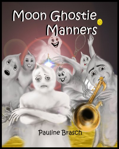 Moon Ghostie Manners cover