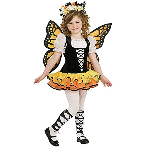 Monarch Butterfly Toddler Costume - Toddler