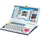 PraSid English Learner Kids Laptop Notebook Gift Toy Computer