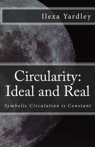 Circularity: Ideal and Real: Symbolic Circulation is Constant [Yardley, Ilexa] (Tapa Blanda)