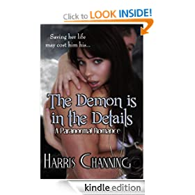 THE DEMON IS IN THE DETAILS (The Immortal Protector Series)