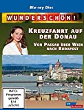 Image de Wunderschön! - Kreuzfahrt auf der Donau: Von Passau über Wien nach Budapest [Blu-ray] [Import alle