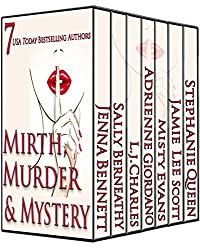 Mirth, Murder & Mystery by Jenna Bennett ebook deal
