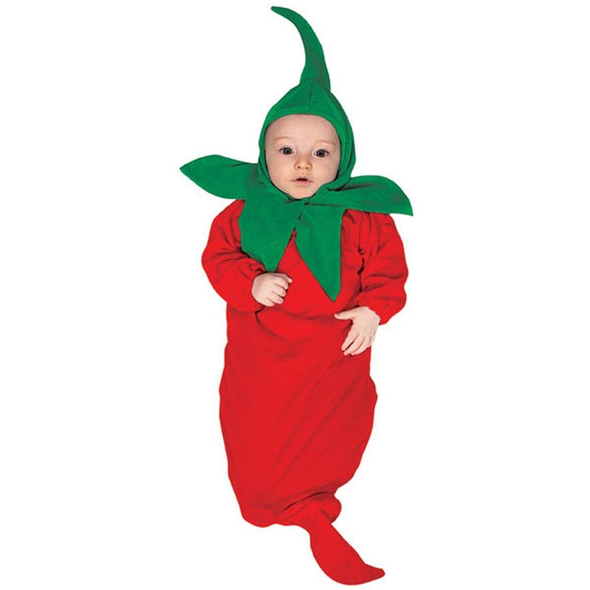 Chili Pepper Bunting - Newborn