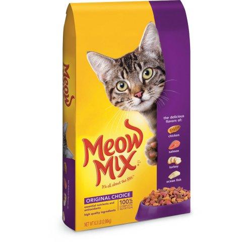 Meow Mix Original Choice Adult Cat Food