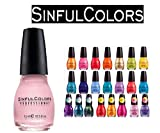 Lot of 10 Sinful Colors Finger Nail Polish Color Lacquer All Different Colors No Repeats