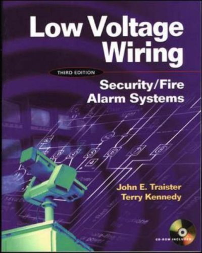 Low Voltage Wiring Security/Fire Alarm Systems - McGraw-Hill Professional - MG-0071376747 - ISBN: 0071376747 - ISBN-13: 9780071376747