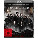 The Expendables 2 - Back for War (Special Uncut Edition) [Blu-ray]