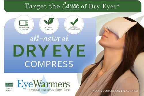Dry Eye Compress, EyeWarmers Marque. Tous