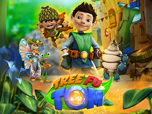 Tree Fu Tom on Amazon Prime Instant Video UK