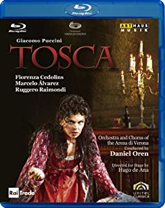 Puccini Tosca Arthaus 108027 Blu-ray 2011 from ARTHAUS