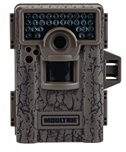 Moultrie M-880 Low Glow Game Camera (2013 Model)