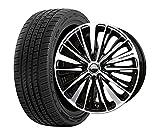 サマータイヤ・ホイール 1本セット 17インチ お勧め輸入タイヤ 205/40R17 + BADX(バドックス)