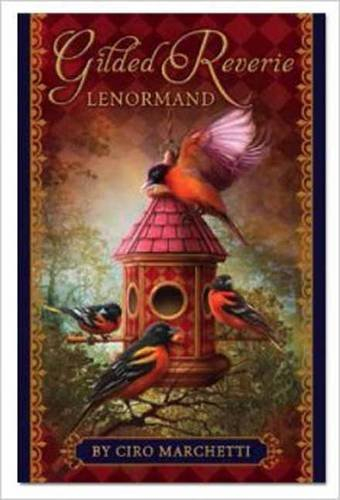 Gilded Reverie Lenormand [With Booklet]