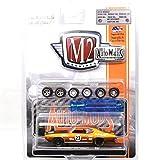"M2 MACHINES 1:64SCALE ""AUTO-WHEELS"" ""1969 PONTIAC GTO JUDGE""(CANDY ORANGE) M2マシンズ 1:64スケール 「オート・ホイールズ」 「1969 ポンティアック GTO ジャッジ」(キャンディオレンジ) [並行輸入品]"