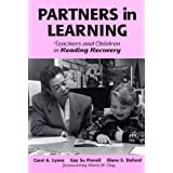 Partners in Learning: Teachers and Children in Reading Recovery price comparison at Flipkart, Amazon, Crossword, Uread, Bookadda, Landmark, Homeshop18