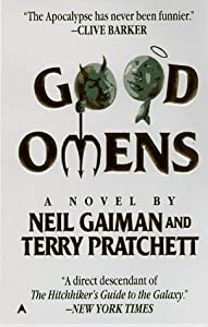 "Cover of ""Good Omens"""
