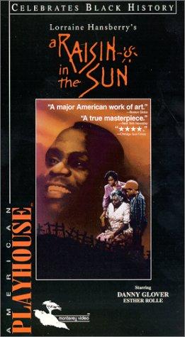 Raisin in the Sun [VHS]