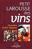 echange, troc Collectif - Petit Larousse des vins