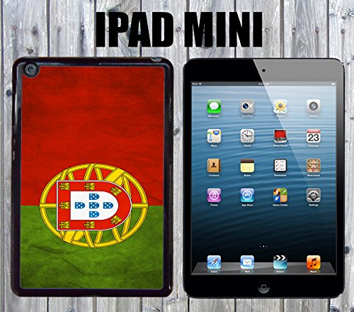 Portugal Custom made Case/Cover/skin FOR Apple iPad Mini - Black - Plastic Snap on Case ( Ship From CA) (Ebay Portugal compare prices)