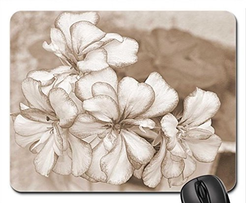 December Mouse Pad, Mousepad (Flowers Mouse Pad)