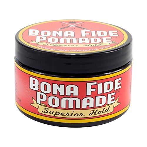 Bona Fide Pomade Superior Hold 4 Oz front-625973