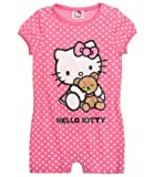 Hello Kitty Baby overall fuchsia