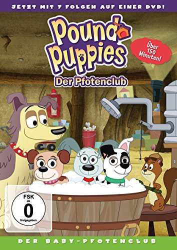 pound-puppies-der-pfotenclub-staffel-2-dvd-import-allemand