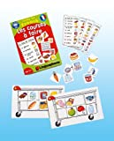 Orchard Tous: Les Courses a Faire language learning game to adapr for Arabic Language Learning