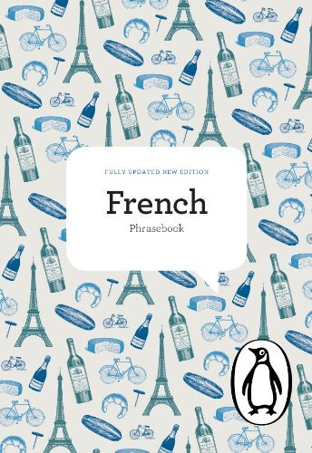 The Penguin. French Phrasebook (Pocket Reference)